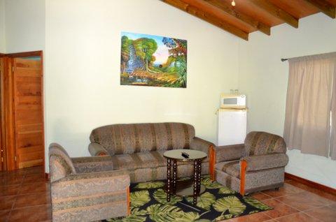 Luxury rental room