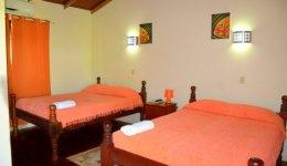 Fully furnished accommodation