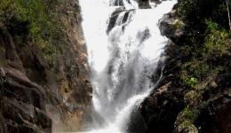 Belize water fall